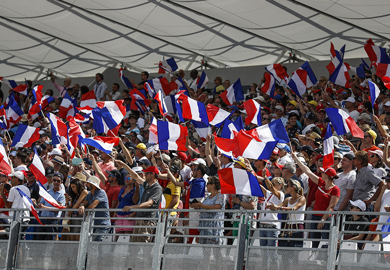 Formula 1 - Castellet Paul Ricard France Grand Prix Italy
